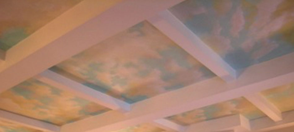 Painted Floors and Ceilings