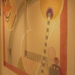 Eileen Grey mural ~ Dublin