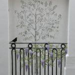Balcony Mural