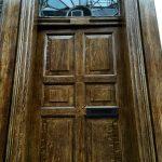 Bloomsbury Oak grained door