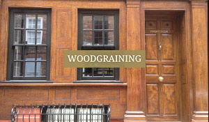 WOODGRAINING